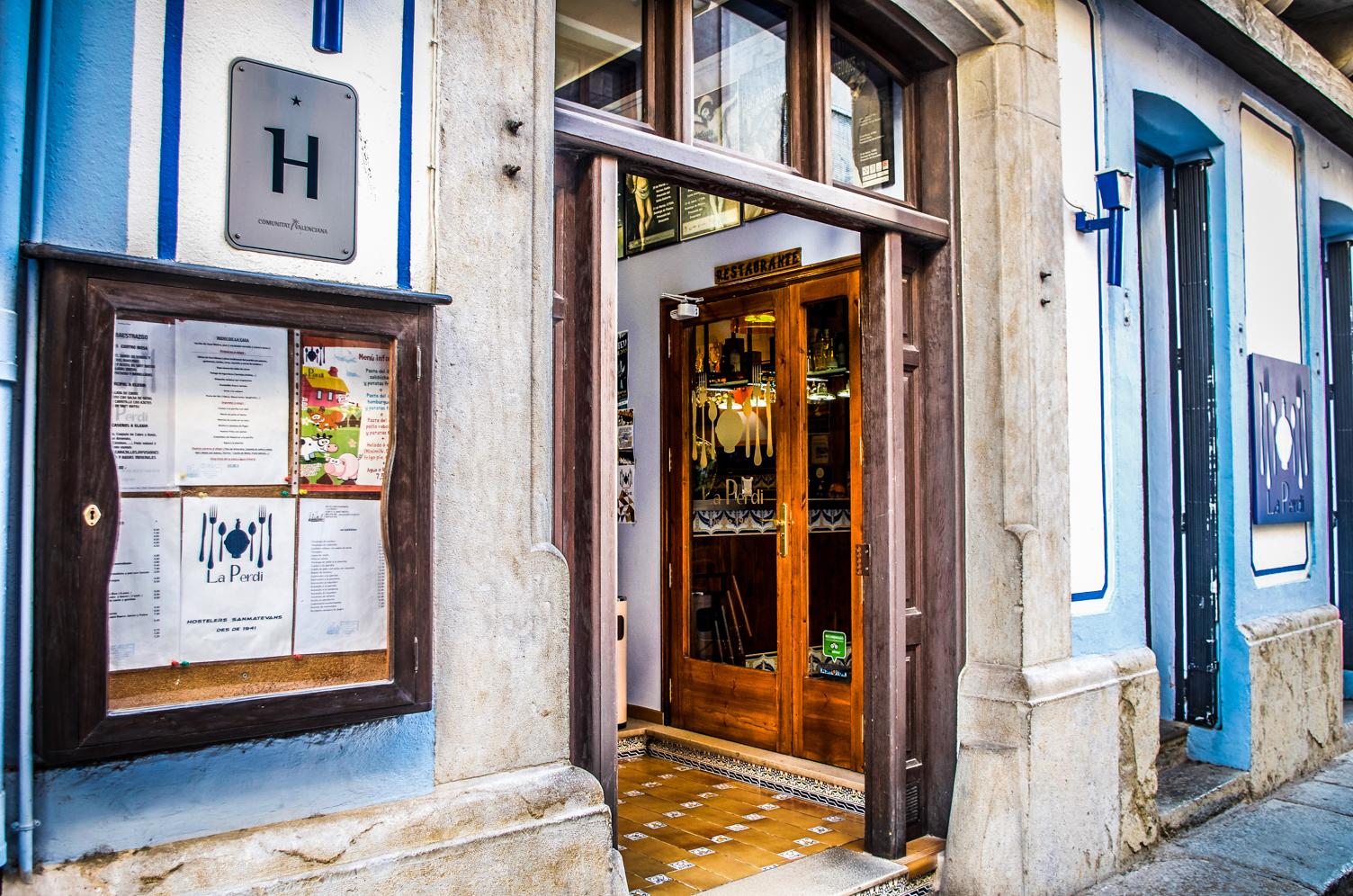 Restaurante La Perdi