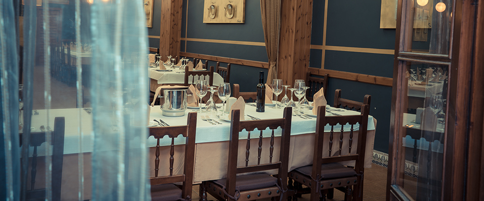 Salón privado La Perdi